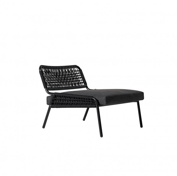 Zoe Open Air lounge chair - Lifestyle