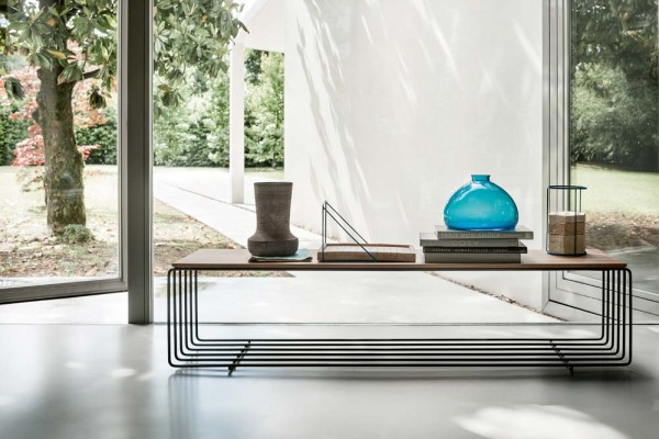 Fence coffee table - Image 1