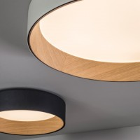 Duo 4870 and 4872 ceiling light