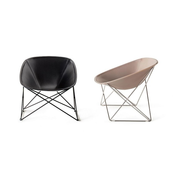 Popsi Lounge Chair - Lifestyle