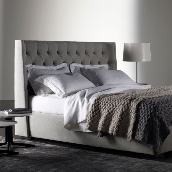 Turman Low bed - Lifestyle