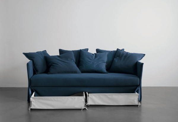 Fox day bed sofa bed - Image 3