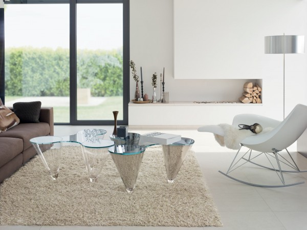 Twist coffee table - Image 1