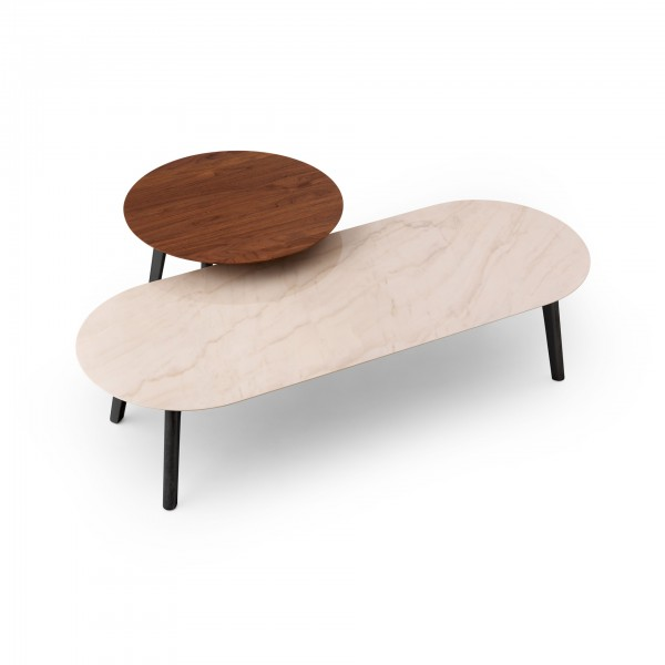 Rolan Side and Coffee Tables - Lifestyle