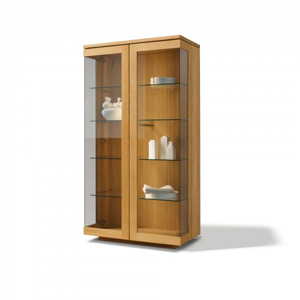 Cubus glass cabinet - Image 1
