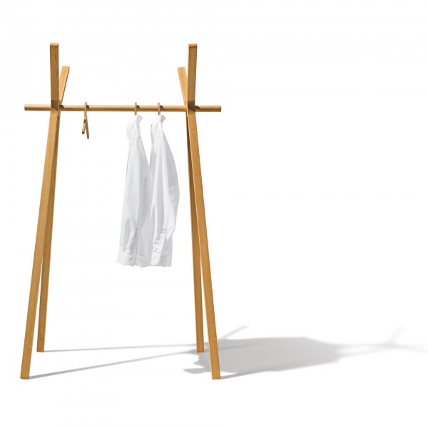 Hood Clothes Rack