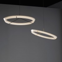 Halo Jewel Suspension Lamp