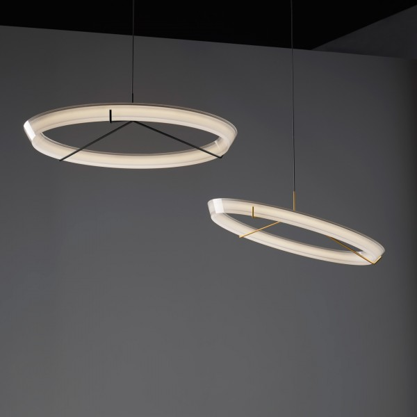 Halo Jewel Suspension Lamp - Lifestyle