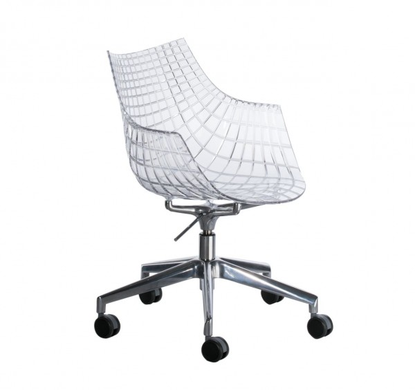 Meridiana chair on castors - Image 2