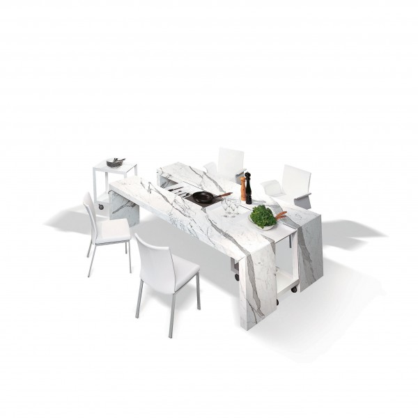 Dining desk - Image 1
