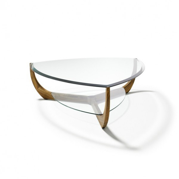Juwel triangular coffee table - Image 1