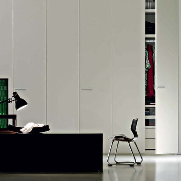 Tecna hinged wardrobe