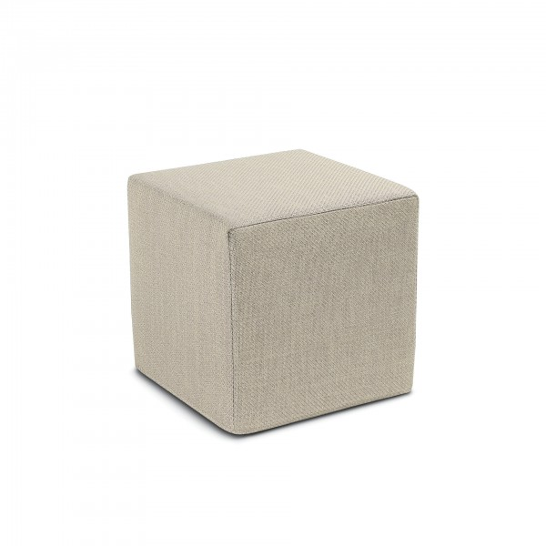 Moomba Cylindrical and Cube Pouf - Image 1