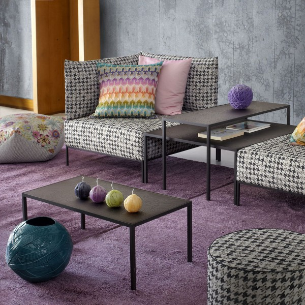 Harry glass coffee and side tables - Image 4