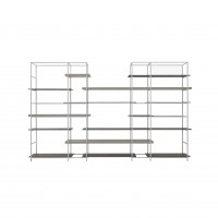 Plain Modular Bookcase