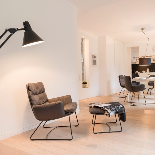 Arva Lounge Chair  - Lifestyle