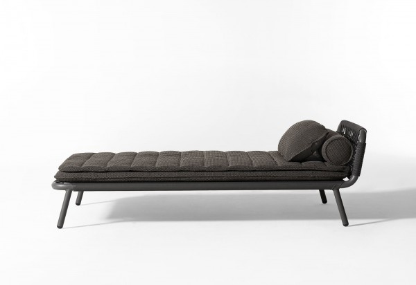 Noa Open Air lounge bed - Image 2