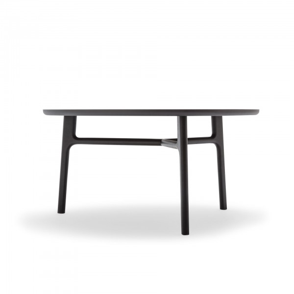 Rolf Benz 909 Angular Table with Rounded Sides - Image 2
