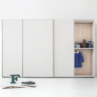 Emery sliding wardrobe