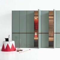 Kiri hinged wardrobe