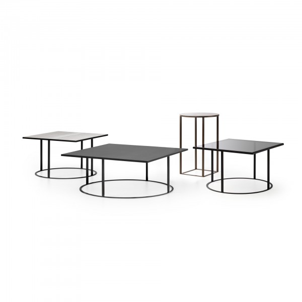 Prismo Coffee and Side Table  - Lifestyle