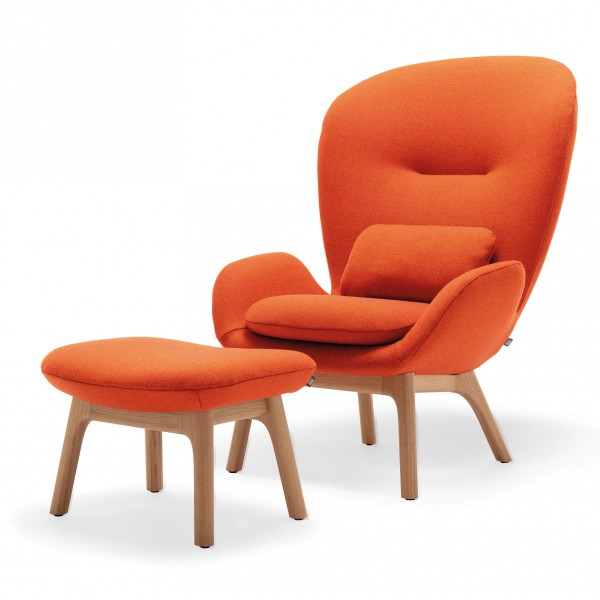 Rolf Benz 594 Lounge Chair - Image 4