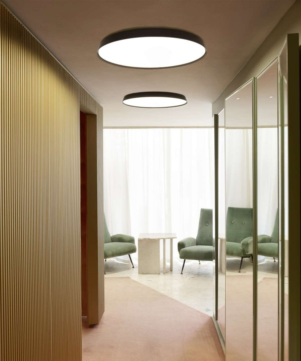Compendium Plate wall and ceiling light - Image 3