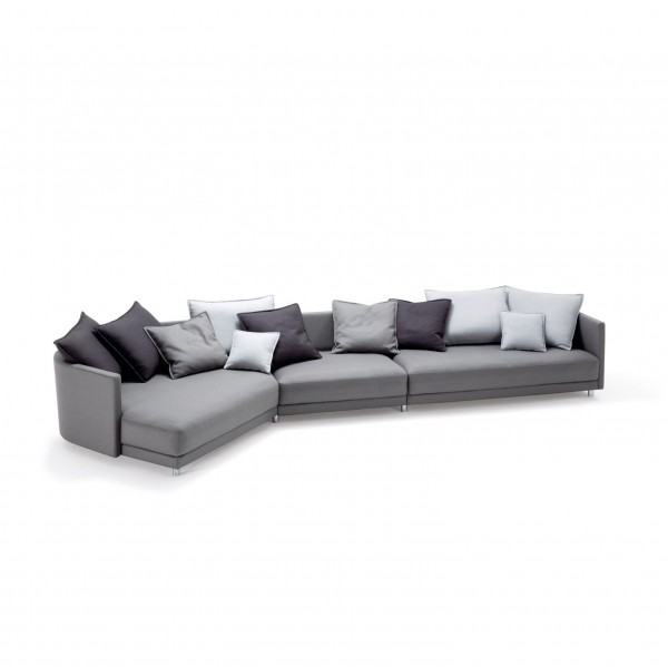 Rolf Benz Onda sofa sectional