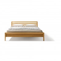 Mylon bed with slats