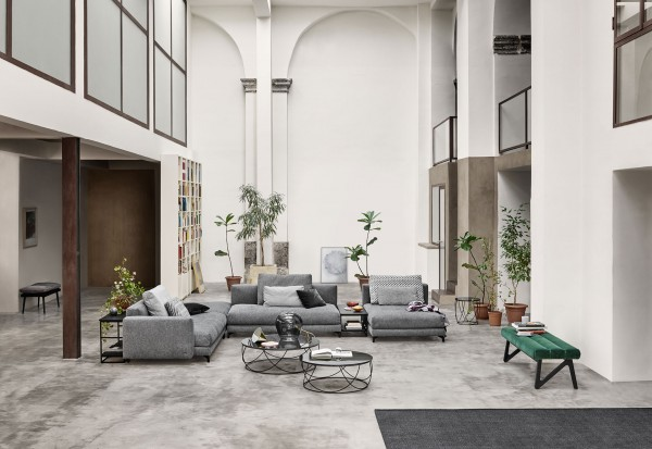 Rolf Benz Nuvola sofa sectional  - Image 1