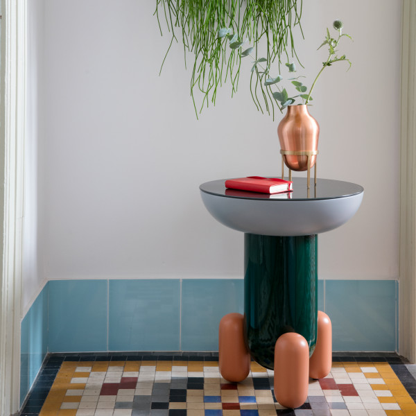 Explorer Coffee and Side Table - Image 1