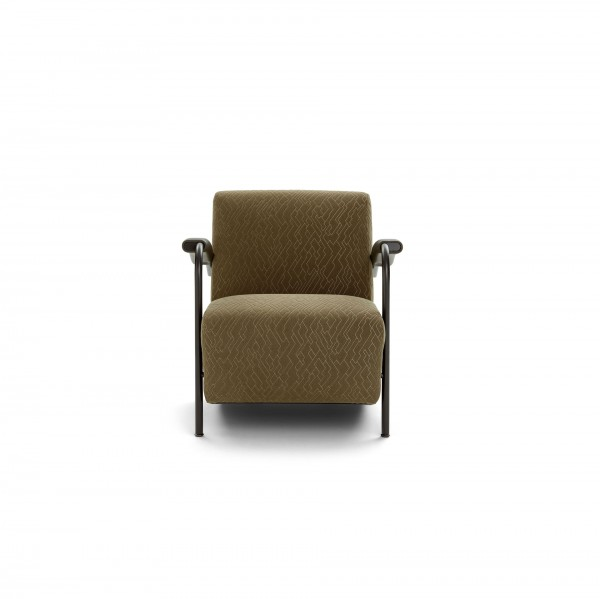 Scylla Lounge Chair - Lifestyle