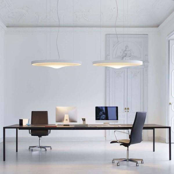 Petale suspension lamp