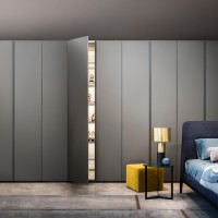 Emery hinged wardrobe