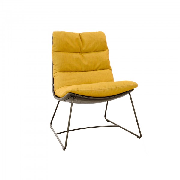 Arva Lounge Easy Chair - Image 1