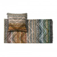 Yannoulis Throw Blanket and Cushion