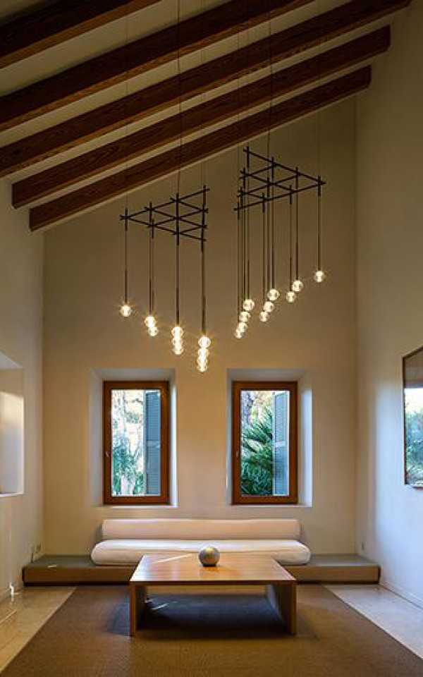 Algorithm suspension lamp - Image 1