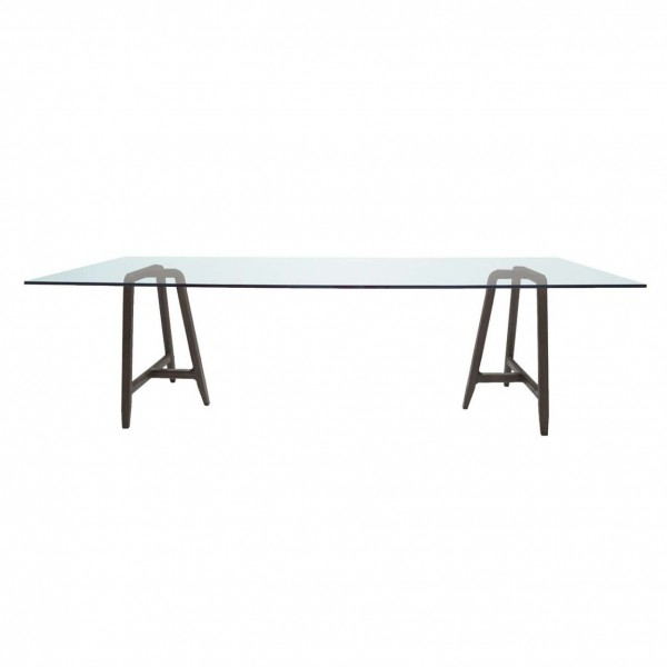 Easel table glass - Lifestyle