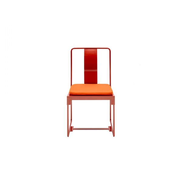 Mingx outdoor chair - Lifestyle