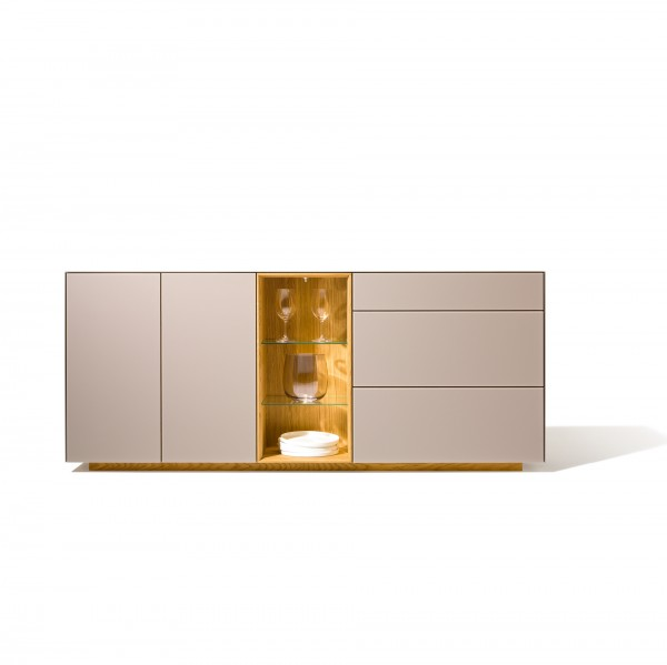 Cubus Pure sideboards - Lifestyle