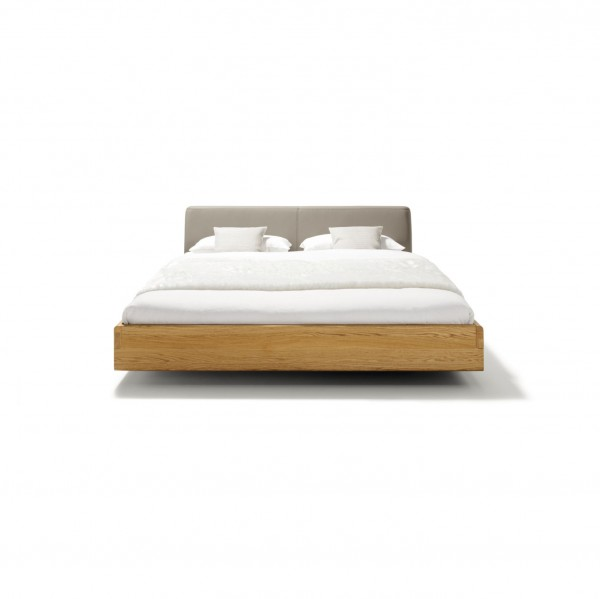 Nox bed - upholstered headboard - Lifestyle