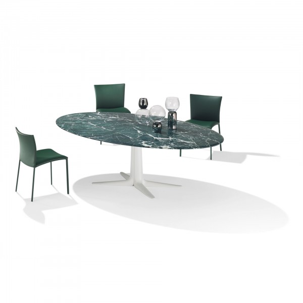 Lauro 1530 oval table - Image 1