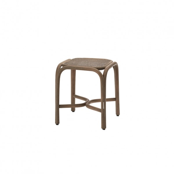 Frontal low barstool  - Lifestyle