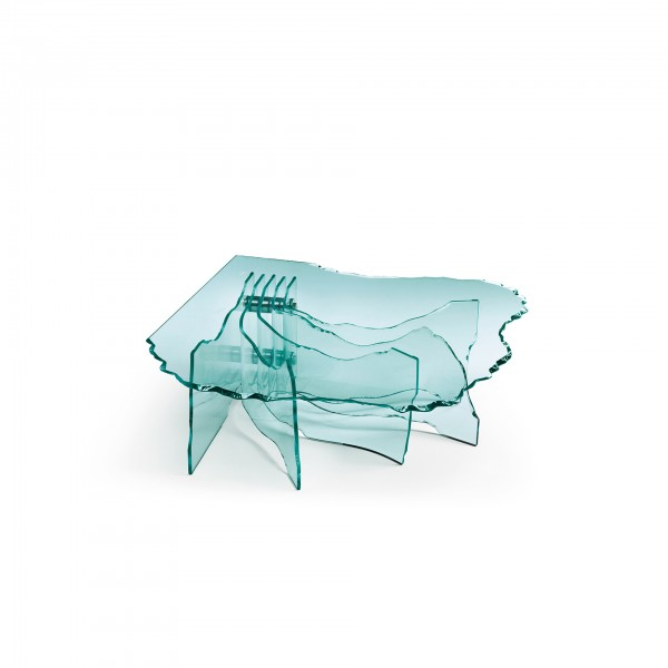 Shell coffee table  - Lifestyle