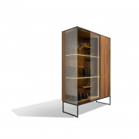 Filigno Glass Cabinet