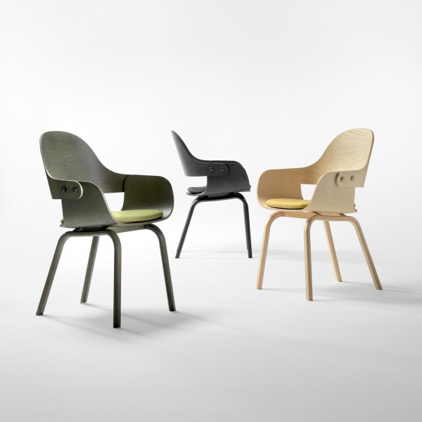 Showtime Nude chair - Lifestyle