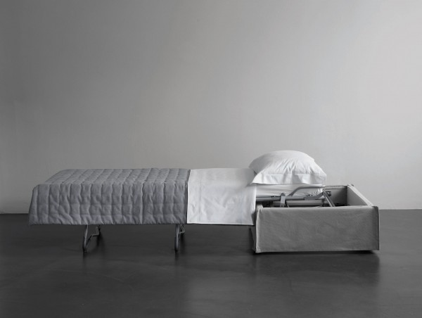 Fox Fast bed ottoman sofa bed - Image 1