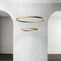 Compendium Circle suspension light