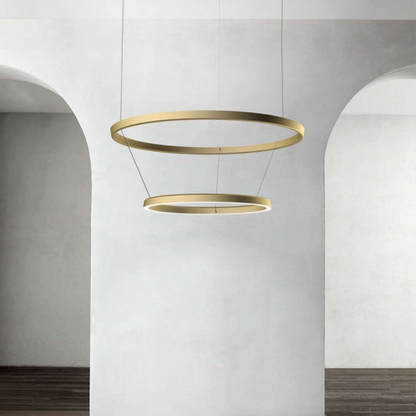 Compendium Circle suspension light - Lifestyle