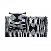 Sigmund Throw Blanket and Cushion